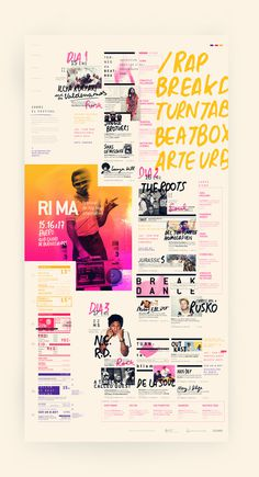 Büromarks designaemporter: Federico Molinari #web #typo #typography