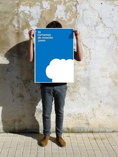 16 Certamen de creación joven #print #design #graphic #poster