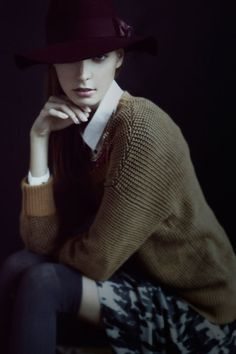 CALOPE | DAJANA BY CALOPE FOR BON BON # 2 #fashion #photography #woman