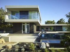 Los Altos Hills House, Feldman Architecture