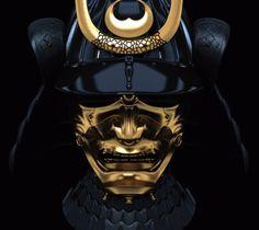 YOU'RE MY ONLY HOPE #samurai #helmet