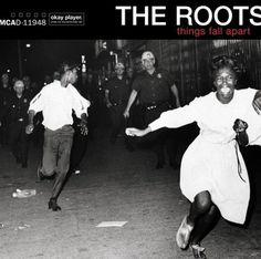 The Roots' Things Fall Apart: 10 Years Later - Phoenix Music - Up on the Sun #white #roots #black #the #cover #and #music