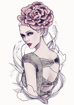 Illustrations by Soleil Ignacio #soleil #illustrations #ignacio