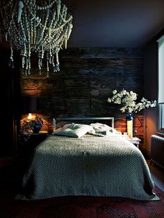 abigail ahern #interior #design #decor #bed #deco #decoration