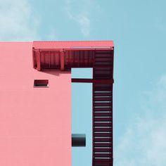 Giorgio Stefanoni #pink #sky