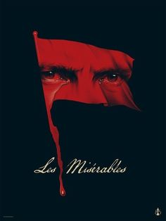 Les Miserables by Joshua Budich #poster