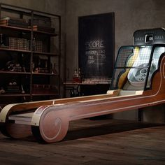 Vintage Arcade Skeeball Game #tech #flow #gadget #gift #ideas #cool