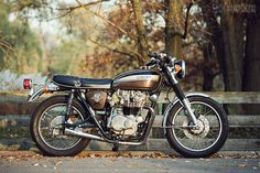Honda CB450 custom motorcycle #cb450 #vintage #honda #motorcycles