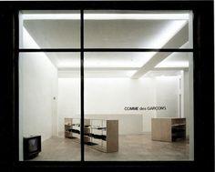 コム・デ・ギャルソン #interior #des #architecture #comme #garcons