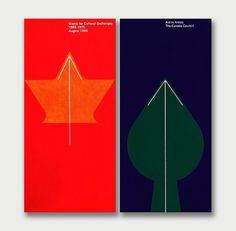Gottschalk + Ash – Graphis 148, 1970/71 / Aqua-Velvet #design #minimal #grid #canada