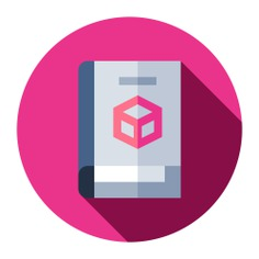 See more icon inspiration related to manual, book, cube, 3d printing measure, 3d, 3d printer, equipment, printing, electronics, electronic, plastic, production, engineering, industry and technology on Flaticon.