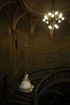 Fairy Tale and Legends fashion show at Edinburgh University #fashion #university #photography #edinburgh