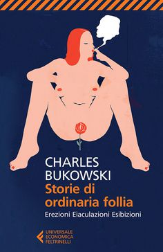 Emiliano Ponzi\'s award-winning covers for Charles Bukowski books