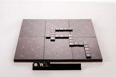 SCRABBLE | ANDREW CLIFFORD CAPENER #design #product #elegant #game #scrabble