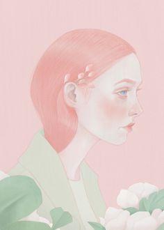 Hsiao Ron Cheng | PICDIT #illustration #design #art #portrait