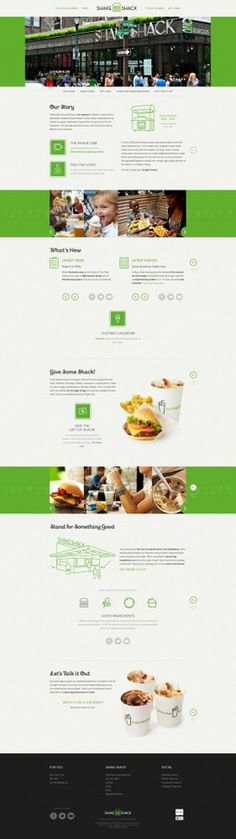 Shake Shack #design