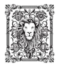 THE CHRONICLES OF NARNIA on Behance #illustration #handdrawn