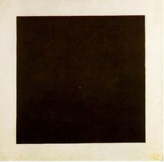 Mood Selects - MELT #malvich #black #kazimir #square #art #suprematism