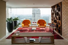 Search Ibirapuera Apartment – Mix of Contemporary and Brazilian Modern Classics