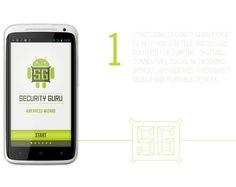 Security Guru on Behance #design #interface #ui #mobile #gui