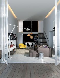 Interiors » CONTEMPORIST #interior
