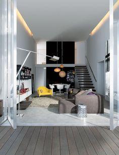 Interiors  CONTEMPORIST