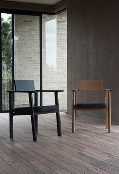 Torso Chair by José Bermúdez