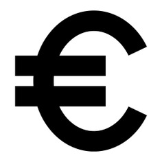 See more icon inspiration related to money, european union, europe, bank, euros and shapes on Flaticon.