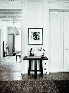 Parisian apartment #apartment #parisian