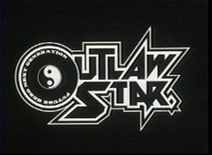 Outlaw.jpg Outlaw Star #white #black #anime #and #logo