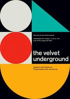 Velvet Underground poster
