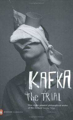 The Trial #cover #kafka #mother #book