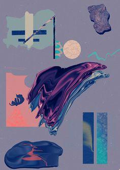 Raffinerie #illustration #collage