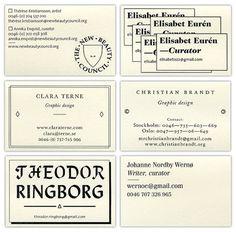 PORTFOLIO : Christian Brandt #card #business