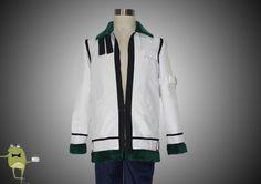 One Piece Cosplay Costume Captain Smoker Jacket #jacket #smoker #captain