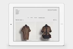 Decontoured by Bunch #website #ipad