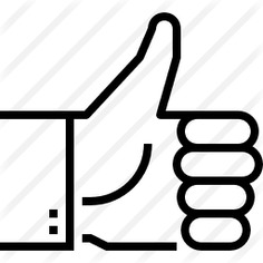 See more icon inspiration related to like, hands and gestures, thumb up, finger, gestures and hands on Flaticon.