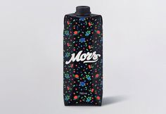 Mors packaging #playful #packaging #drink #identity #logo