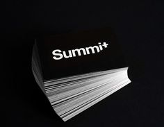 Joey Teehan Graphic Designer Dublin: Summit Conservation