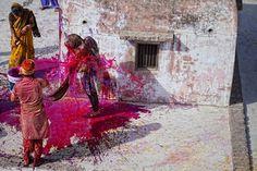 Festival di holi on the Behance Network #photography #photojournalism #antonio gibotta #festival di holi