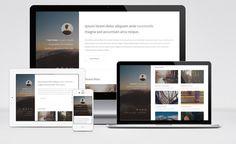 Strata : Super Simple Responsive HTML5 Template