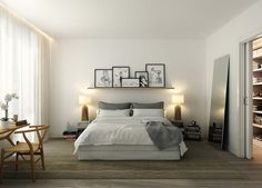 Nybrogatan 57, a house with hotel luxury emmas designblogg #interior #bedroom