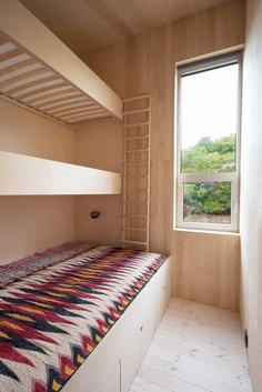 bedroom by Kappland Arkitekter