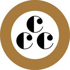 FFFFOUND! | logo_ccc_large.jpg 801×808 pixels #serif #logo #circle #identity