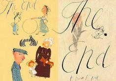Advice to Little Girls: Young Mark Twain's Little Known, Lovely 1865 Children's Book | Brain Pickings #lettering #advice #girl #little #illustration