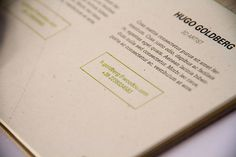 Sustainable architecture - book on Behance