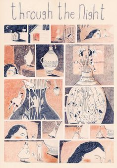 Melissa Castrillon #melissa #illustration #castrillon