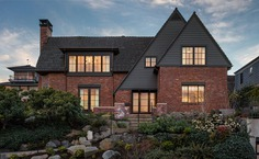 Modern Family Tudor / DeForest Architects and Ore Studios