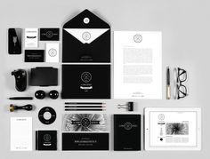 La Forma Saporita #branding #stationery