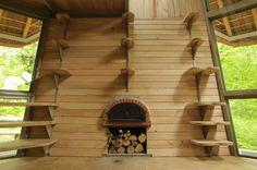 CJWHO ™ (forest pod retreats   la noisette + le nichoir by...)